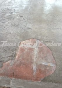 Concrete Staining Services Before Image