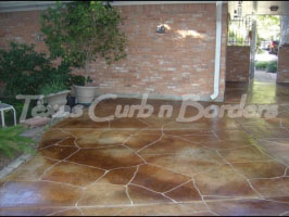 Fix and Improve Discolored Concrete After Image