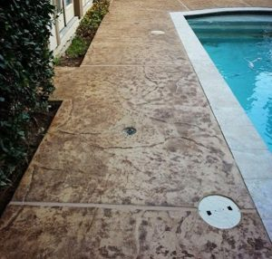 Resurfacing Concrete in Houston After Image